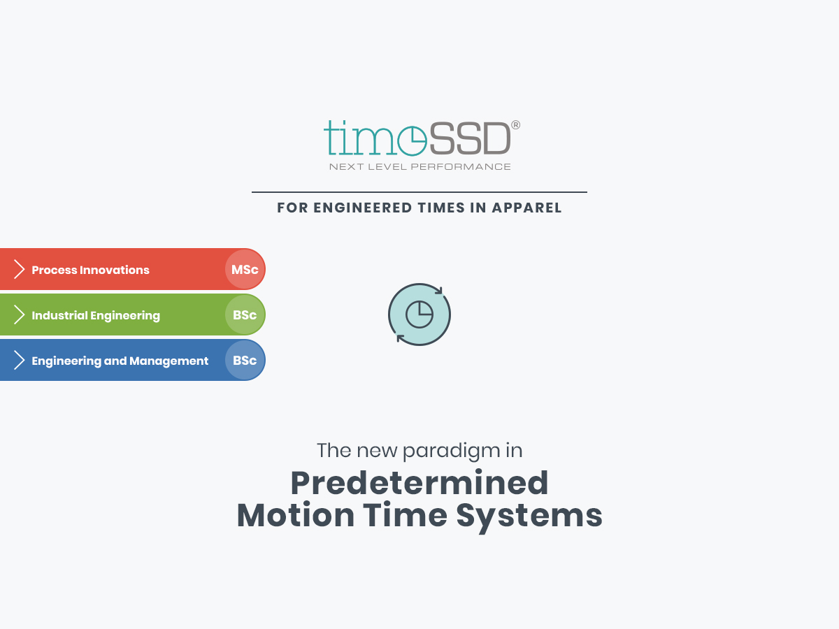 timeSSD® – The Chronometer of the Students from the Textile Faculty