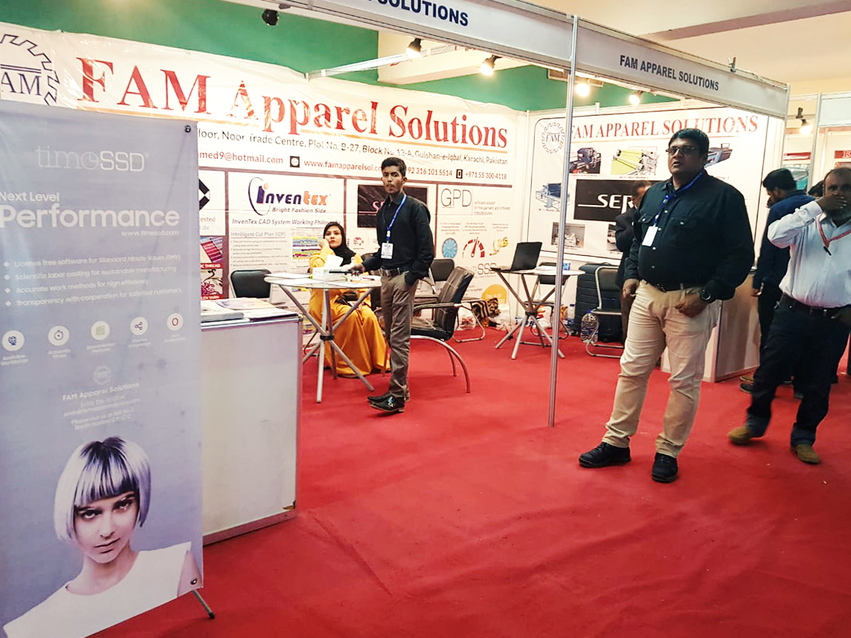 Thank You for the Interest Shown for timeSSD® at GTex 2020